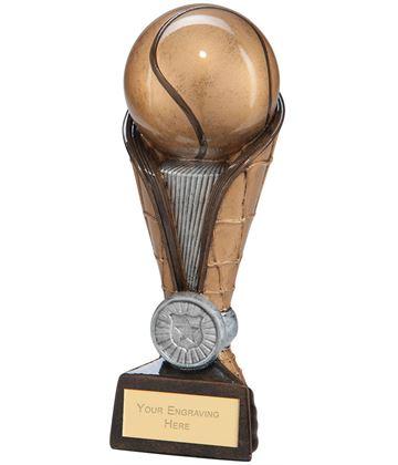 """Spartan Net Tower Tennis Award 16.5cm (6.5"""")"""