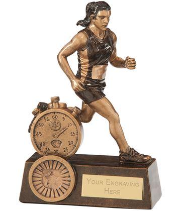 """Endurance Female Running Award 14.5cm (5.75"""")"""