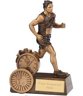 "Endurance Male Running Award 12.5cm (5"")"