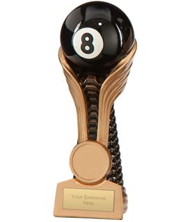 "Gauntlet Pool Award 16cm (6.25"")"