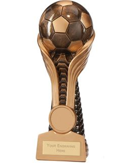 "Gauntlet Football Award 21.5cm (8.5"")"