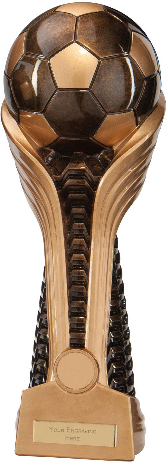 "Gauntlet Football Award 33cm (13"")"