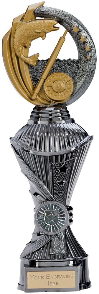 "Renegade Fishing Heavyweight Trophy Gunmetal & Gold 28.5cm (11.25"")"