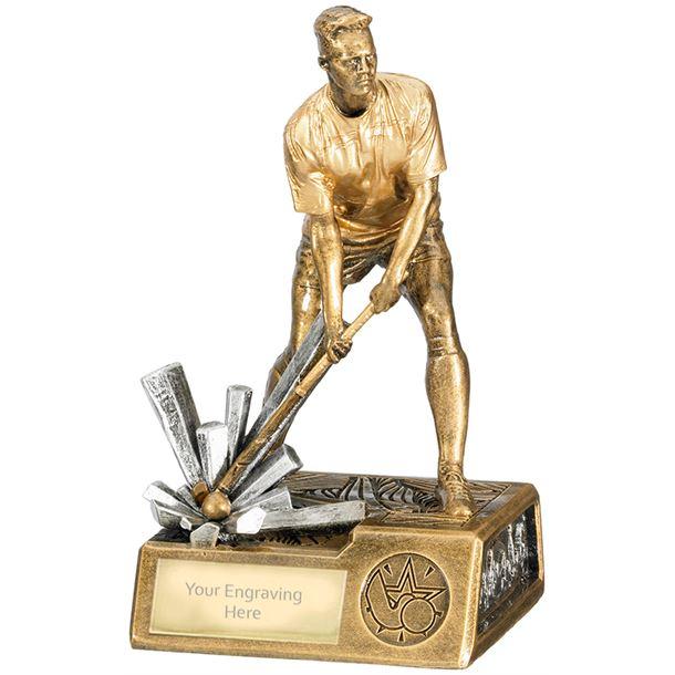 """Male Hockey Krypton Trophy 19cm (7.5"""")"""
