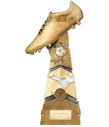 "Forza Football Boot Trophy 31.5cm (12.25"")"