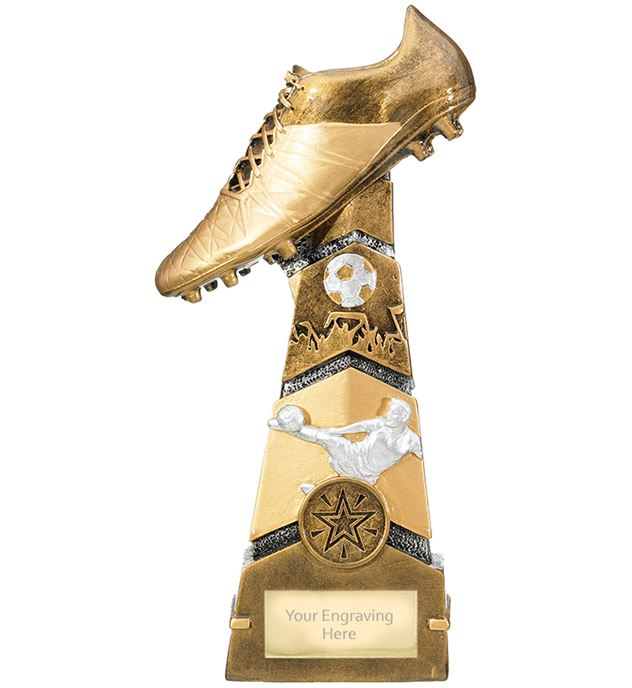 """Forza Football Boot Trophy 22cm (8.5"""")"""