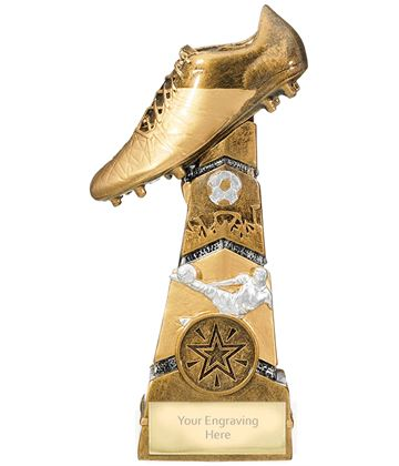 "Forza Football Boot Trophy 16.5cm (6.5"")"