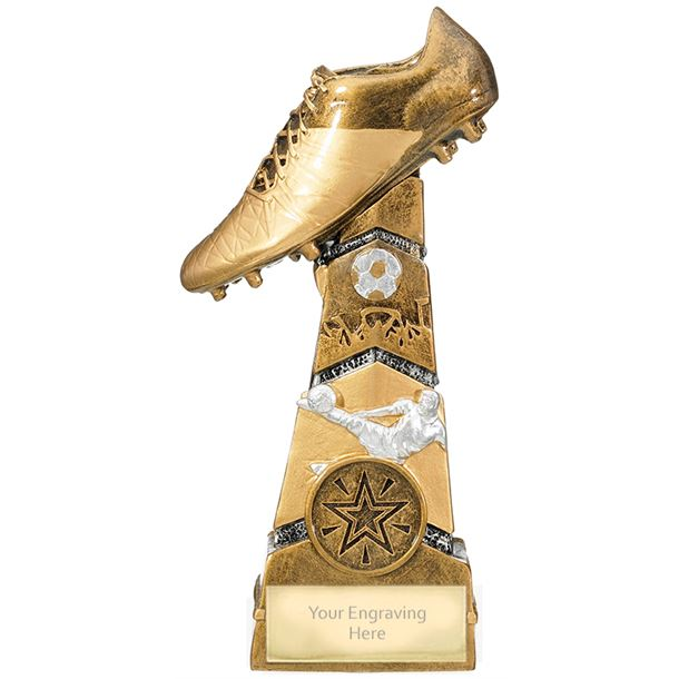 """Forza Football Boot Trophy 16.5cm (6.5"""")"""