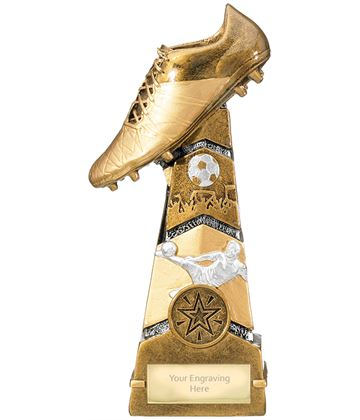 "Forza Football Boot Trophy 19.25cm (7.5"")"