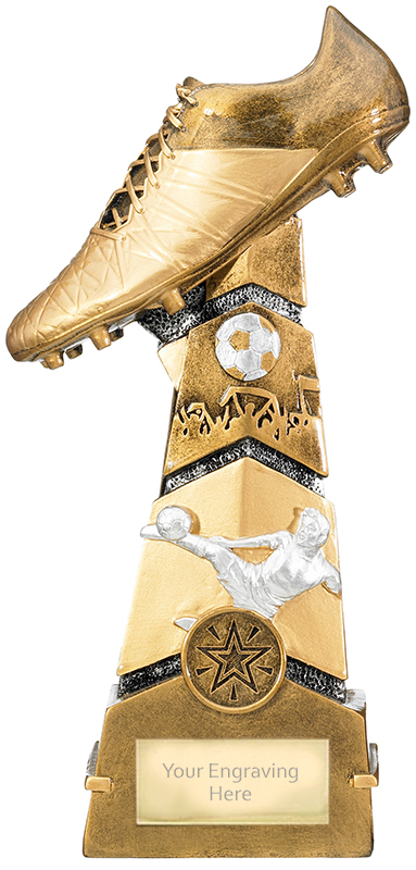 """Forza Football Boot Trophy 24.5cm (9.75"""")"""