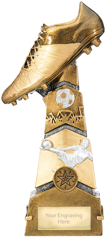 """Forza Football Boot Trophy 27.5cm (10.75"""")"""