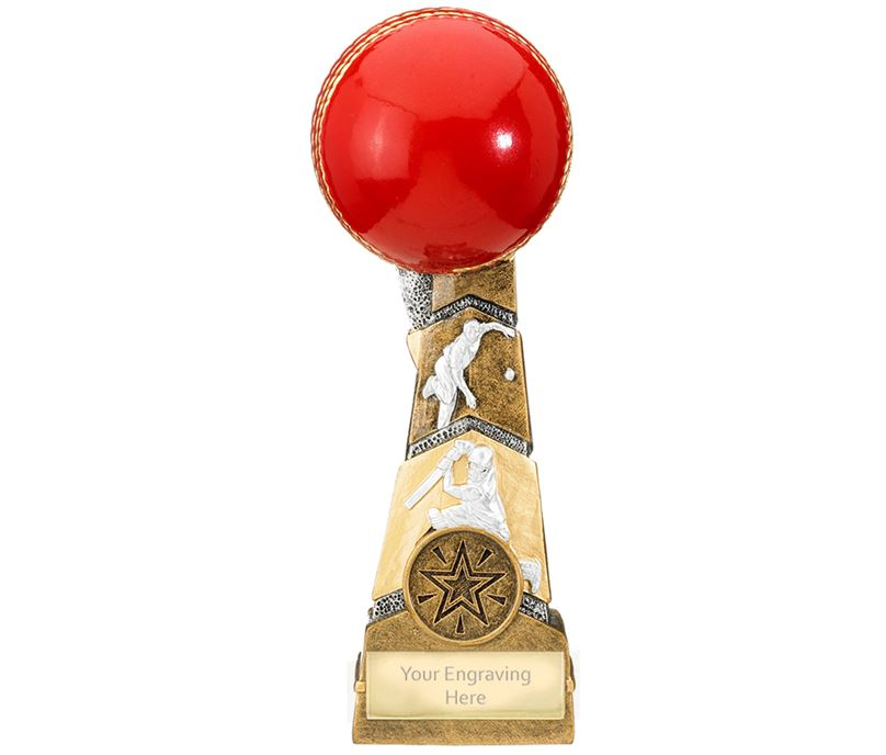 "Forza Cricket Trophy 18.5cm (7.25"")"
