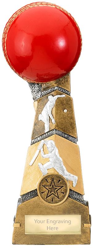 "Forza Cricket Trophy 22cm (8.75"")"