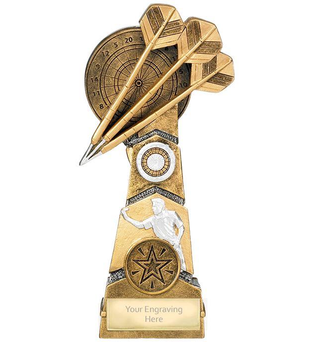 """Forza Darts Trophy 17.5cm (7"""")"""