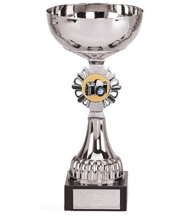 "Silver Photography Presentation Cup 20.5cm (8"")"