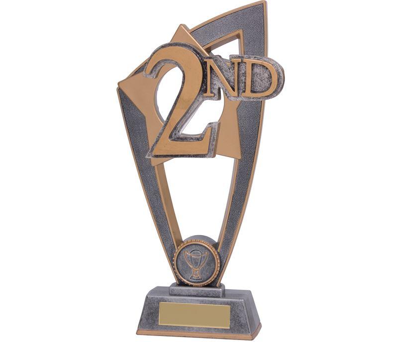 "2nd Place Star Blast Trophy 20cm (8"")"