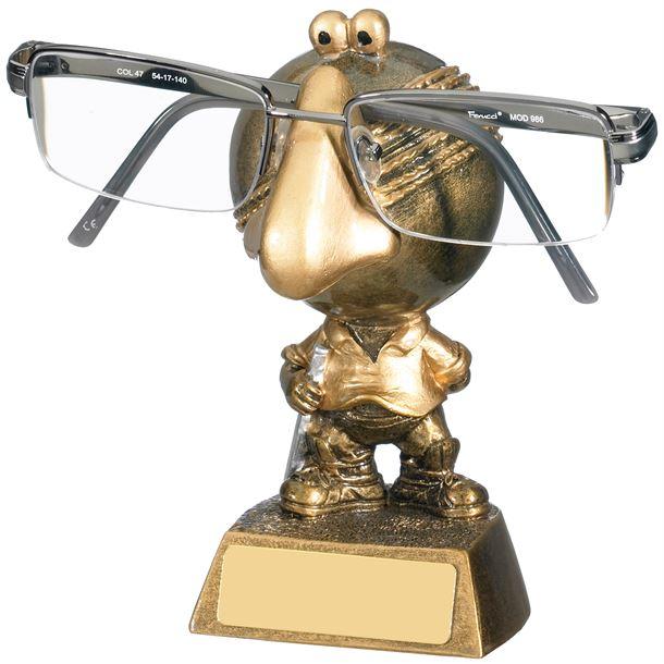 """Cricket Novelty Glasses Holder 12cm (5.25"""")"""