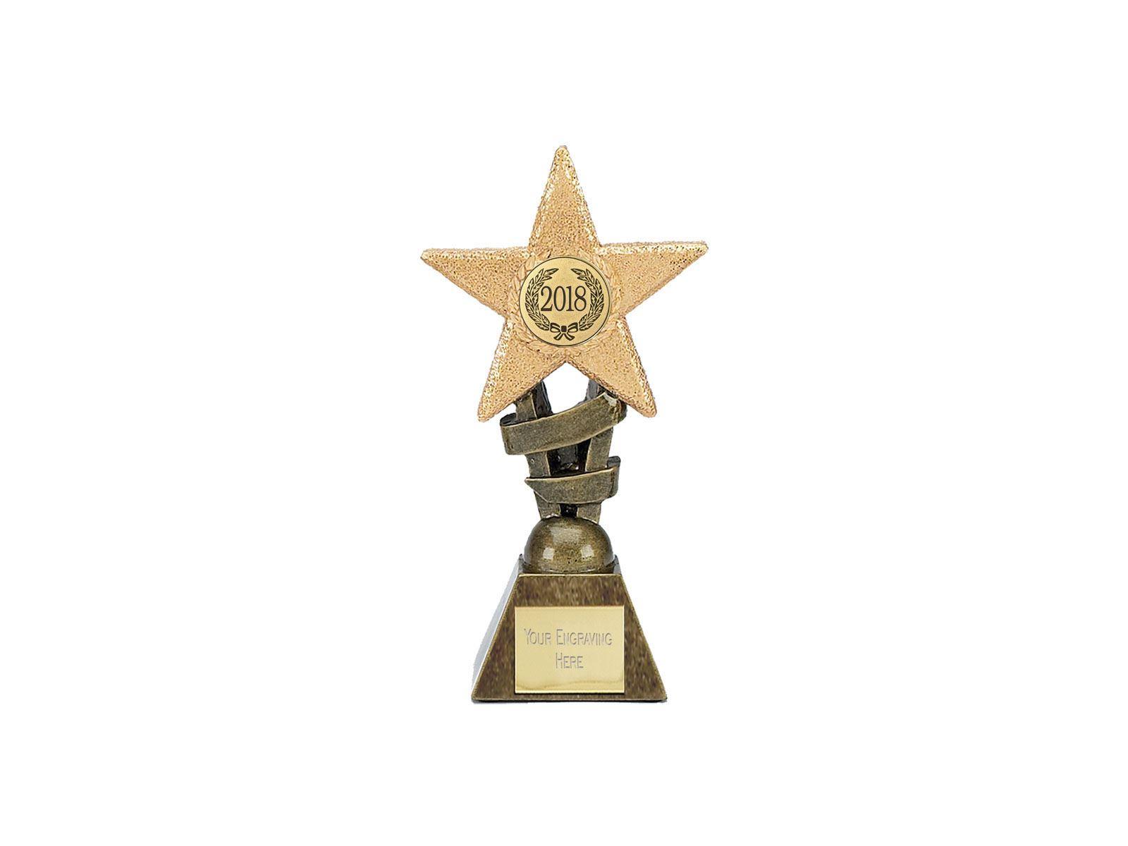2018 Multi Award Star Trophy 12cm 475