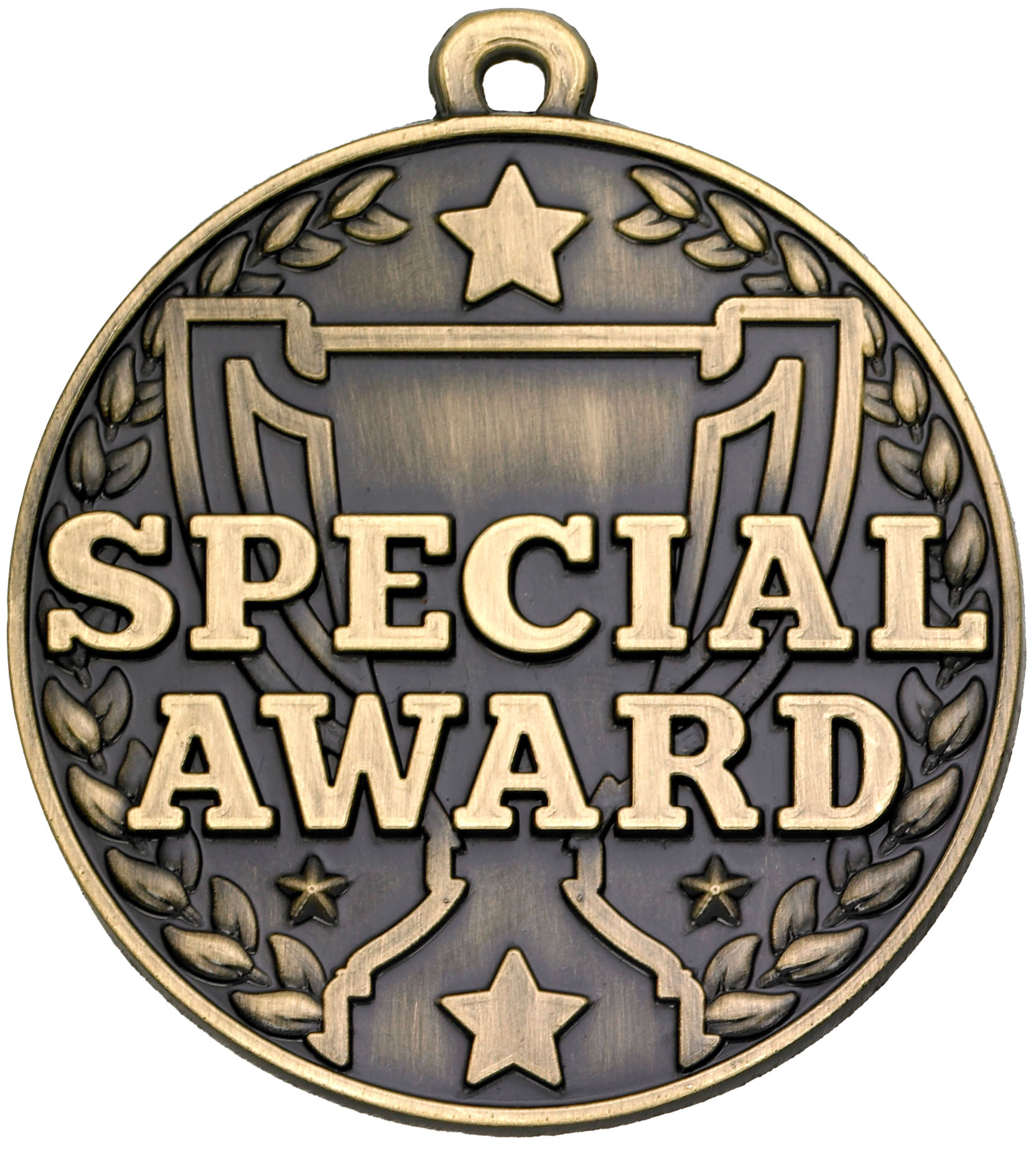 "Special Award Gold Medal 50mm (2"")"