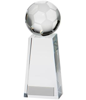 "Voyager Football Glass Award 12.5cm (5"")"