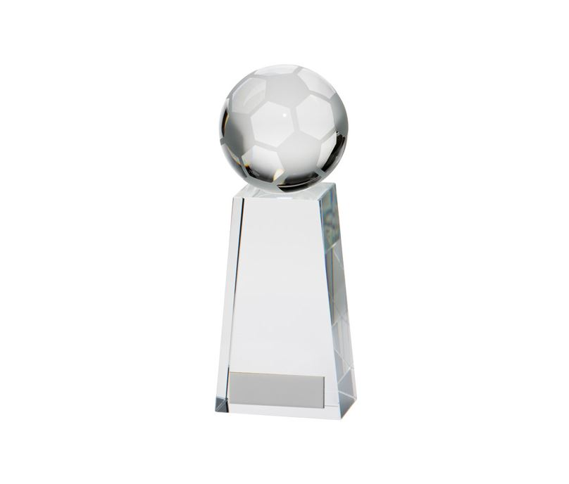 "Voyager Football Glass Award 14.5cm (5.75"")"