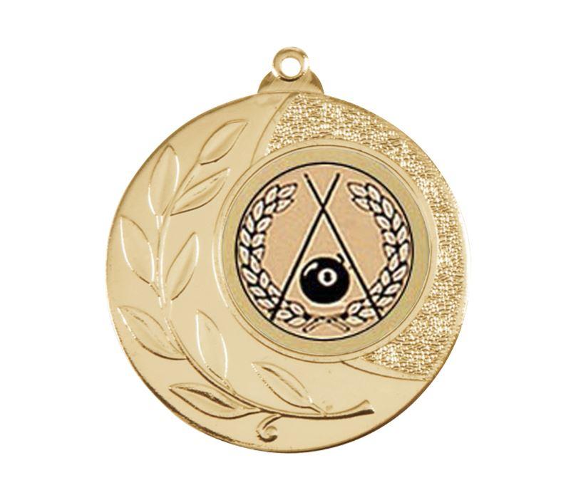 "Titan Multi Sport Medal Series Gold 45mm (1.75"")"