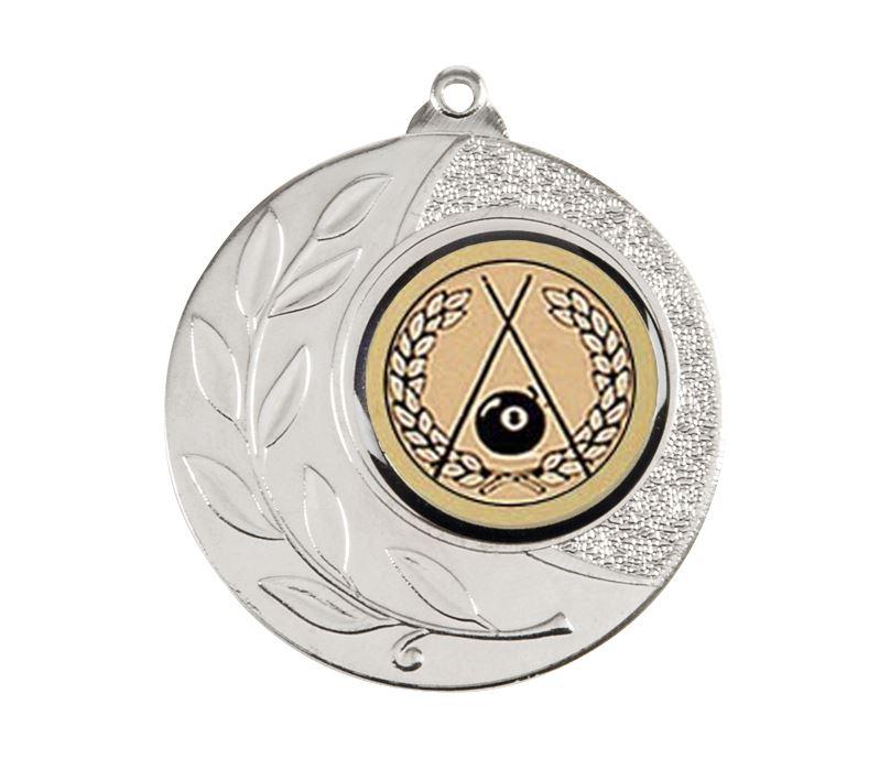 "Titan Multi Sport Medal Series Silver 45mm (1.75"")"