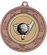 "Emperor Multi Sport Medal Series Bronze 40mm (1.5"")"
