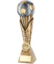 """Laurel Wreath Riser Football Trophy 18cm (7"""")"""
