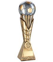 """Laurel Wreath Riser Parents Player Football Trophy 30.5cm (12"""")"""