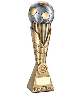 "Laurel Wreath Riser Players Player Football Trophy 30.5cm (12"")"