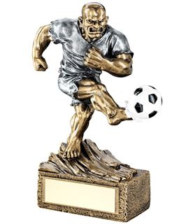 "Novelty 'The Beast' Football Trophy 17cm (6.75"")"