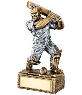 "Novelty 'The Beast' Cricket Trophy 17cm (6.75"")"