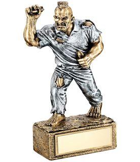 "Novelty 'The Beast' Darts Trophy 17cm (6.75"")"