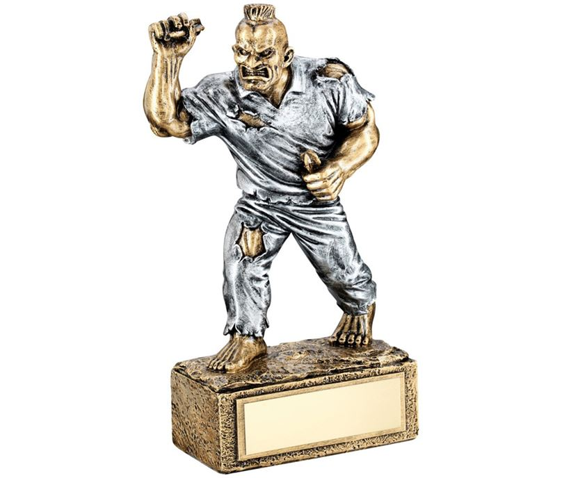 "Novelty 'The Beast' Darts Trophy 17cm (6.75"")"