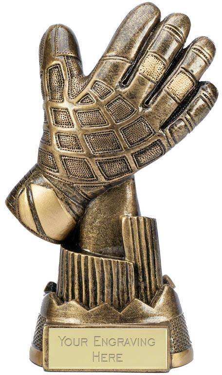 "Goalkeeper Glove Trophy Apex 17cm (6.75"")"