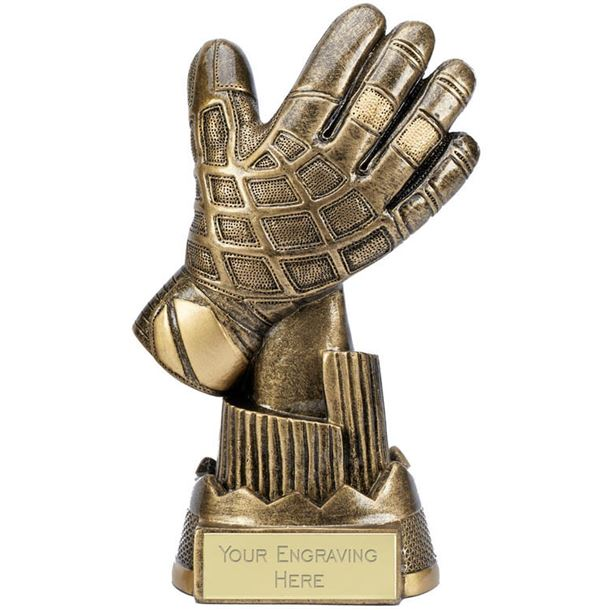 "Goalkeeper Glove Trophy Apex 17cm (6.75"")"