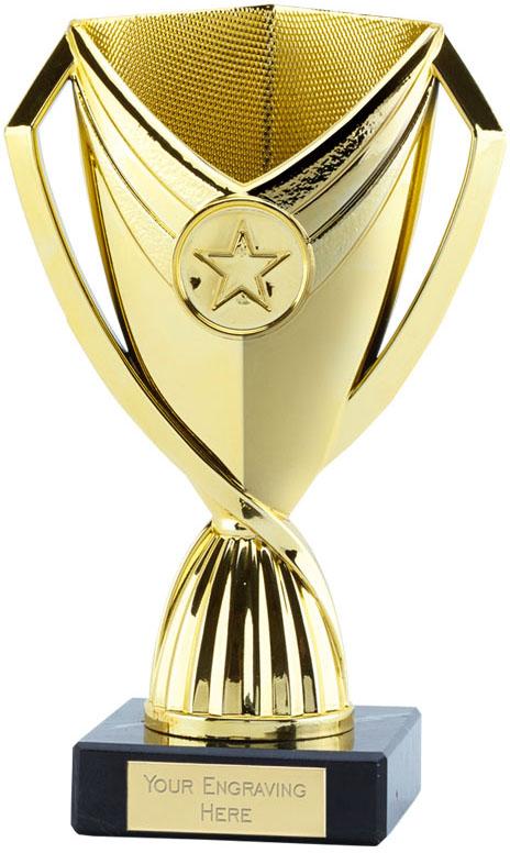 Pokal Emblem Darts 2-25 mm//bronze