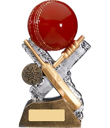 "Extreme Cricket Trophy 13cm (5.25"")"