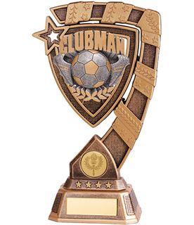 "Euphoria Clubman Football Trophy 15cm (6"")"