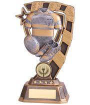 """Euphoria Rugby Trophy 15cm (6"""")"""