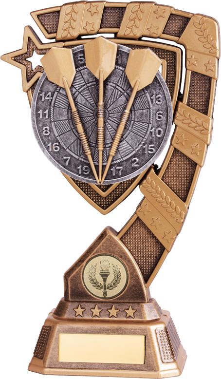 """Euphoria Darts Trophy 13cm (5"""")"""