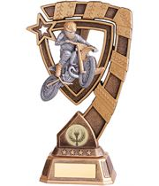 "Euphoria Motocross Trophy 15cm (5"")"