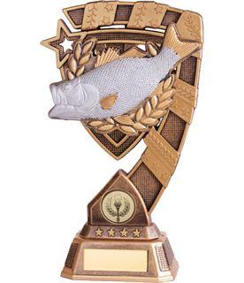 """Euphoria Fishing Trophy 21cm (8.25"""")"""