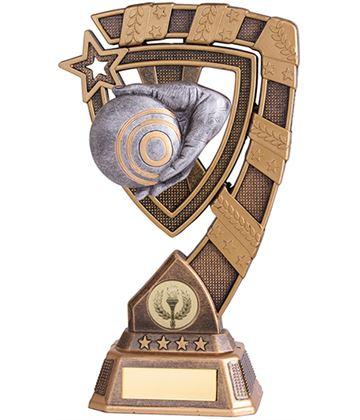 """Euphoria Lawn Bowls Trophy 15cm (6"""")"""