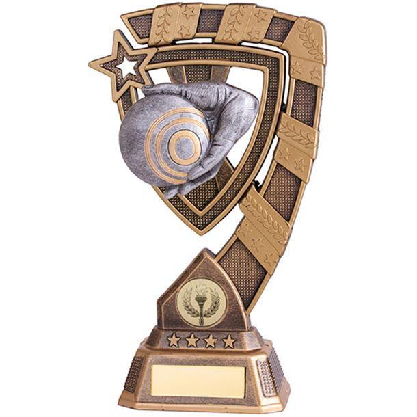 """Euphoria Lawn Bowls Trophy 13cm (5"""")"""
