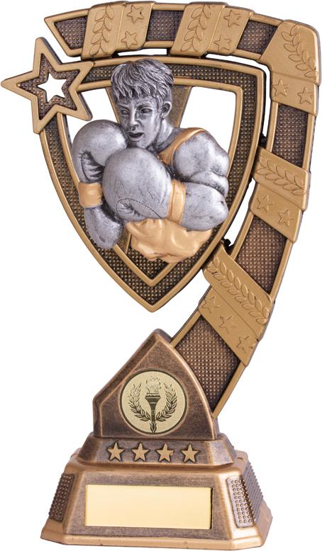 "Euphoria Boxing Trophy 13cm (5"")"