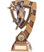 "Euphoria Netball Trophy 15cm (6"")"