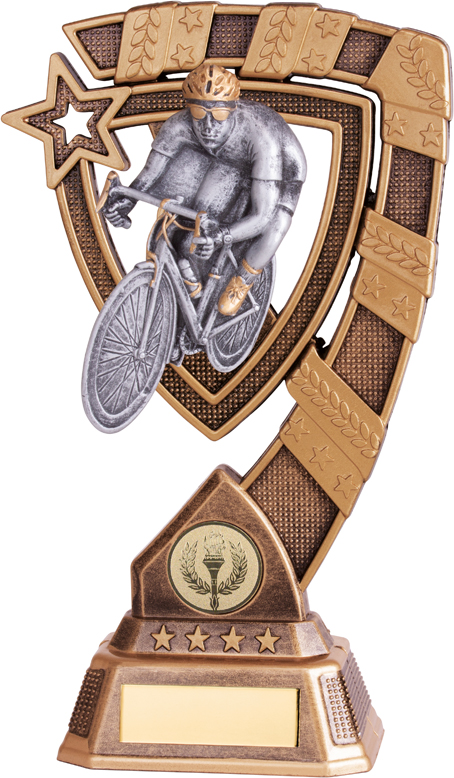 "Euphoria Cycling Trophy 13cm (5"")"
