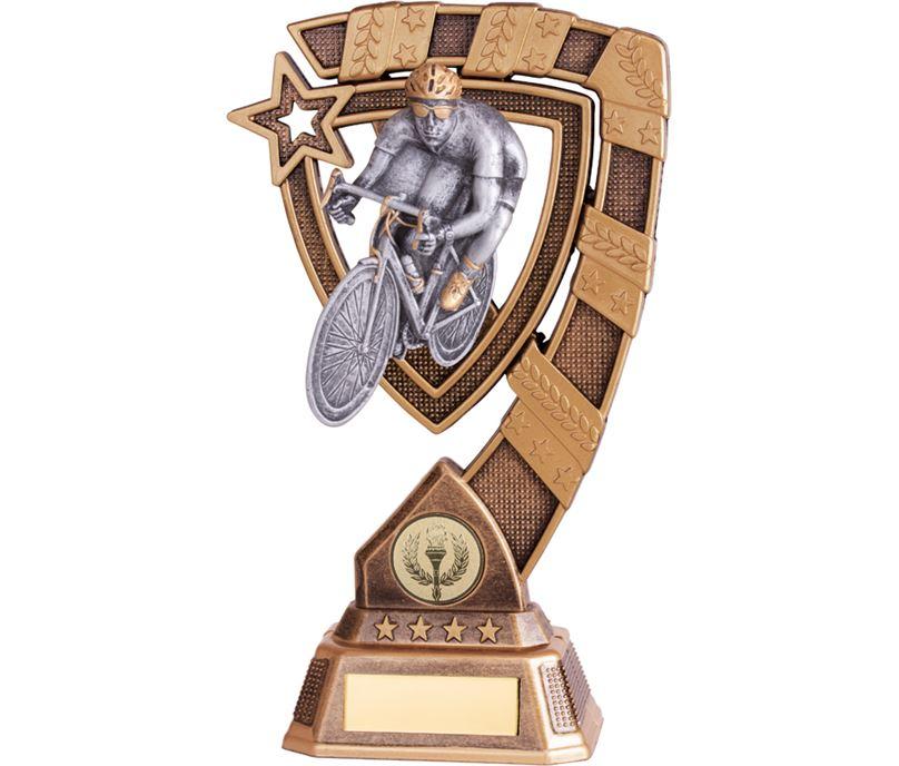 """Euphoria Cycling Trophy 18cm (7"""")"""